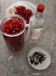 Rybízový likér a další Cocktail Drinks, Cocktails, Korn, Smoothie, Beverages, Food And Drink, Herbs, Plants, Syrup