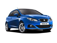 Seat Ibiza 1.4 Sport 3dr  sport coupe