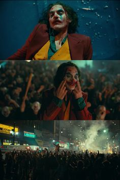 Amazing Cinematography from Joker (2019)