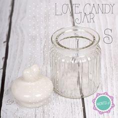 słój na łakocie candy jar https://www.facebook.com/montsipl/ Photo: www.montsi.pl