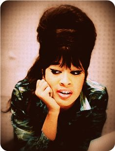 Ronnie Spector - the Ronettes were the only girl group to ever tour with The Beatles.