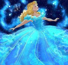 Disney Fan Art, Disney Canvas Art, Disney Love, Disney Pixar, Walt Disney, Disney Movie Characters, Fanart, Disney Dolls, Fairy Godmother
