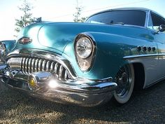 1953 Buick Roadmaster    Bought one for $500 and gave it away a few years later when i moved to Hawaii.  Sniff sniff.