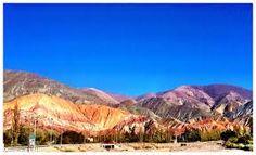 cerro de los 7 colores-argentina <3