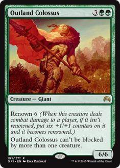 MTG x4 Hammerfist Giant Commander Anthology 2 Rare Red Magic the Gathering NM//M