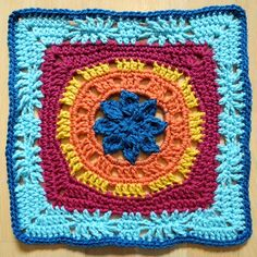"""Ravelry: Always a Bridesmaid - 12"""" Square pattern by Melinda Miller $2"""