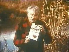 Euell Gibbons For Grape Nuts (fixed sound).  I remember him so well.  He died in 1975 of complications from marfan syndrome, according to Wikipedia.  He must have had strong intestines to withstand eating all of those pine needles.