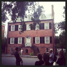 Davenport House #savannah