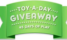 You can enter this everyday with a Chance to Win a Mattel Toy!  FREE Mattel Toy-a-Day Giveaway! Ends November 21, 2012 Here are a list of Prizes by the Day Grand Prize Drawing: ONE (1) GRAND PRIZE: A $500 shopping spree awarded in the form of a $500...