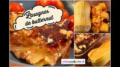 ♡ Lasagnes à la butternut ♡ - YouTube Page Facebook, French Toast, Make It Yourself, Breakfast, Blog, Vegetarian Food, Recipes, Morning Coffee, Blogging