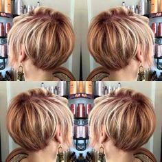 ผลการค้นหารูปภาพสำหรับ pixie bob haircut back view