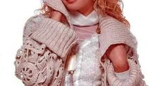 "Stylish Cardigan For Ladies Source: The gorgeous Russian Magazines Series ""FASHION MAGAZINE"""