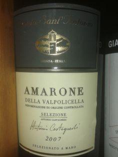 Amarone della Valpolicella Selezione Castegnedi Tenuta Sant'Antonio