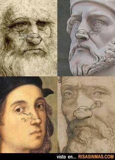 ¿Qué tipo de nariz tienes