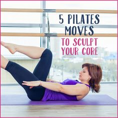 This Power Pilates workout from Chris Freytag is all about strengthening the core, tightening the tummy, and keeping your back healthy. Pilates Workout Routine, Pilates Reformer Exercises, Pop Pilates, Pilates Video, Pilates For Beginners, Workout Videos, Beginner Pilates, Ab Workouts, Yoga Videos