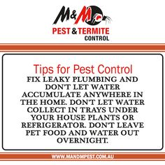Inspections Pest Control Inspections Ventilation