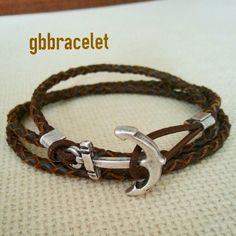 Sarmal deri ⚓ #gbbracelet #bracelet