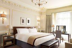 Claridge's Hotel  The Linley suite at Claridge's Hotel. ...