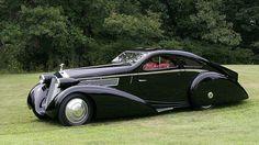 1925 Rolls-Royce Jonckheere Phantom I Round Door Coupé