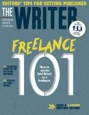 [Magazine] The Writer - published 12 issues/year - print and digital.
