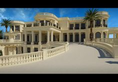 A 60,000-square-foot Beaux Arts mansion with a 22-carat gold-leaf entrance gate has just listed for $139 million, making it the new most expensive home officially on the market in America. Inside $139 Million Le Palais Royal - pg.1