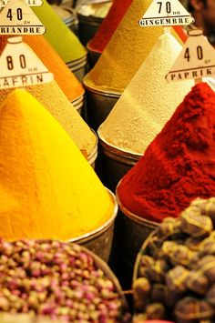 Spices! from Morocco