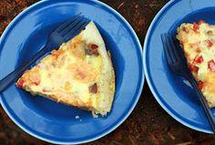 weelife: Dutch Oven Breakfast Pie