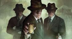 A Call of Cthulhu Guest Article by 2014 World Champion Jeremy Zwirn Hp Lovecraft, Lovecraft Cthulhu, Arte Horror, Horror Art, Mafia, Call Of Cthulhu Rpg, Lovecraftian Horror, Eldritch Horror, Arte Obscura