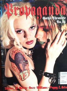 Propaganda Magazine 1998