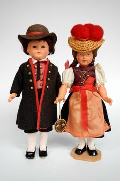 German Dolls from the Black Forest
