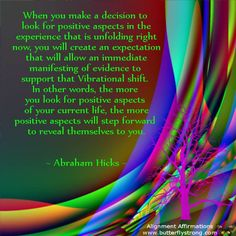 #heavenonearth11 #Positive Quotes #Abraham Hicks