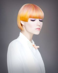 2013 Finalist | HAIRCOLOR: Jennifer Roskey - To see ALL the NAHA finalists' work, visit www.modernsalon.com/naha