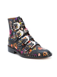 c7a910cd5 Sam Edelman - Cambell Floral-brocade Ankle Boots ( 80) ❤ liked on ...