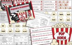 This pack includes several activities for pronouns. You get popcorn sentences where the students match the correct pronouns to the correct part of the sentence. There is a recording sheet where they must rewrite the sentence the correct way. There is also a pronoun pocket chart activity, pronoun match, cut and paste printables, and pronoun identification activities.Check out more Language Arts activities!