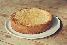 Apfelkuchen mit Marzipan-Mandel-Haube | A Cake A Day | Mein Foodblog