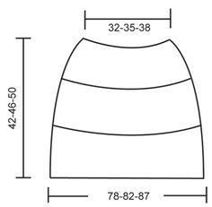 Poncho de punto DROPS en punto musgo con punto garbanzo tejido de arriba abajo en Cloud o Eskimo. Talla: S - XXXL.