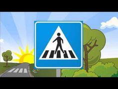 Toon Tomaat - Verkeersborden School Info, Vlog, Pre School, Kids Learning, Transportation, Classroom, Teaching, Cities, Autos