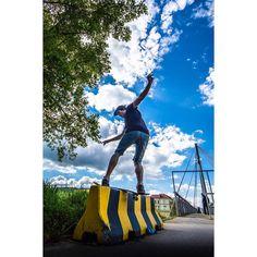 Instagram #skateboarding photo by @stepanbicha - Fs boardslide Foto:  #skateboarding#skateboard#skate#skatelife #skatepark #prague #dcshoes #independenttrucks#mobgrip#represent#cheapmonday#blackcombcz#jumex#restartskateboards#skateschool #chill #peace #love  #smile #bobmarley #reggae #music #jamaica #vegan #veganism  #positive #friends #photo#bmx. Support your local skate shop: SkateboardCity.co