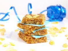 no-bake sweet and salty squares (no refined sugar)
