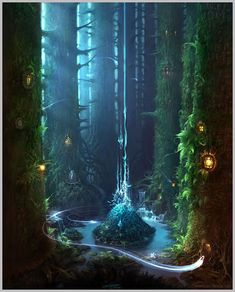 Fairy Forest - My daughter will like this:)