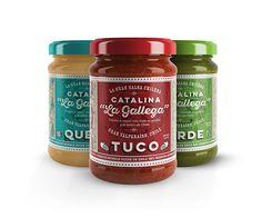 "Catalina ""La Gallega"" on Packaging Design Served"