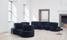 VERPAN: Did you know that it takes up to 50 m fabric for a full size Cloverleaf sofa? http://www.davincilifestyle.com/verpan-did-you-know-that-it-takes-up-to-50-m-fabric-for-a-full-size-cloverleaf-sofa/   Did you know that it takes up to 50 m fabric for a full size Cloverleaf sofa? 😮    [ACCESS VERPAN BRAND INFORMATION AND CATALOGUES]       #VERPAN VERPAN Da Vinci Lifestyle