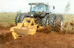 Image result for peat ditcher