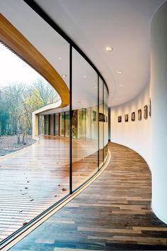 Villa K Alkmaar, Netherlands by ARCHITECTENCSK
