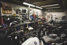 Untitled Motorcycle Workshop | True Biker Spirit