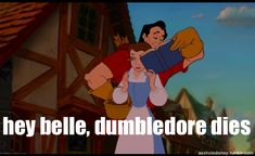 Asshole Disney: Beauty and the Beast - Imgur