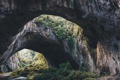 Devetashka cave, Buglaria
