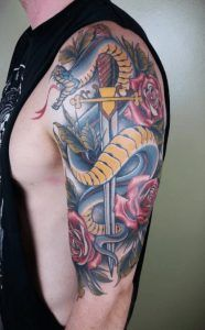 Grand Rapids Michigan Tattoo Artist 9 | Best Tattoo Artists | Tattoo ...