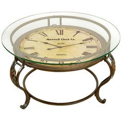I pinned this from the Spring Forward - Classic Clocks, Candleholders, Decor & More event at Joss and Main!