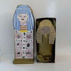 Ancient Egypt Sarcophagus Box svg Cut File   Etsy Model Magic, Egyptian Art, Ancient Civilizations, Ancient Egypt, Shoe Box, Svg Cuts, Project Ideas, Teaching Ideas, Ss